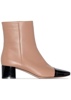 Gianvito Rossi Vernice ankle boots