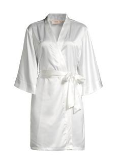 Ginia Camilla Wrap Gown