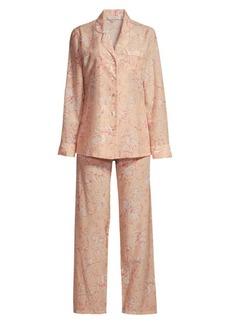 Ginia Fine Finishes 2-Piece Pajama Set