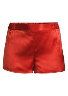 Ginia Silk Sleep Shorts