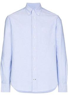 Gitman Brothers button-down long-sleeve shirt