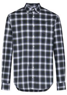Gitman Brothers Daywatch check-pattern shirt