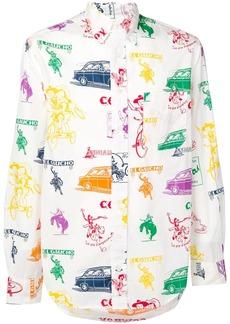 Gitman Brothers Mini Paper shirt
