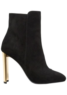 Giuseppe Zanotti 105mm Suede Ankle Boots
