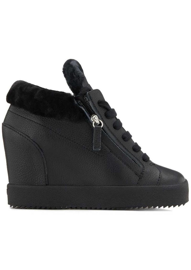 Giuseppe Zanotti Addy wedge sneakers