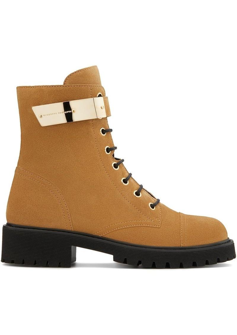 Giuseppe Zanotti Alexa lace-up boots