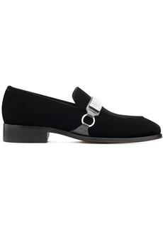 Giuseppe Zanotti Angeles Sparkle loafers
