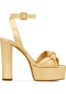 Giuseppe Zanotti Betty knot detail sandals