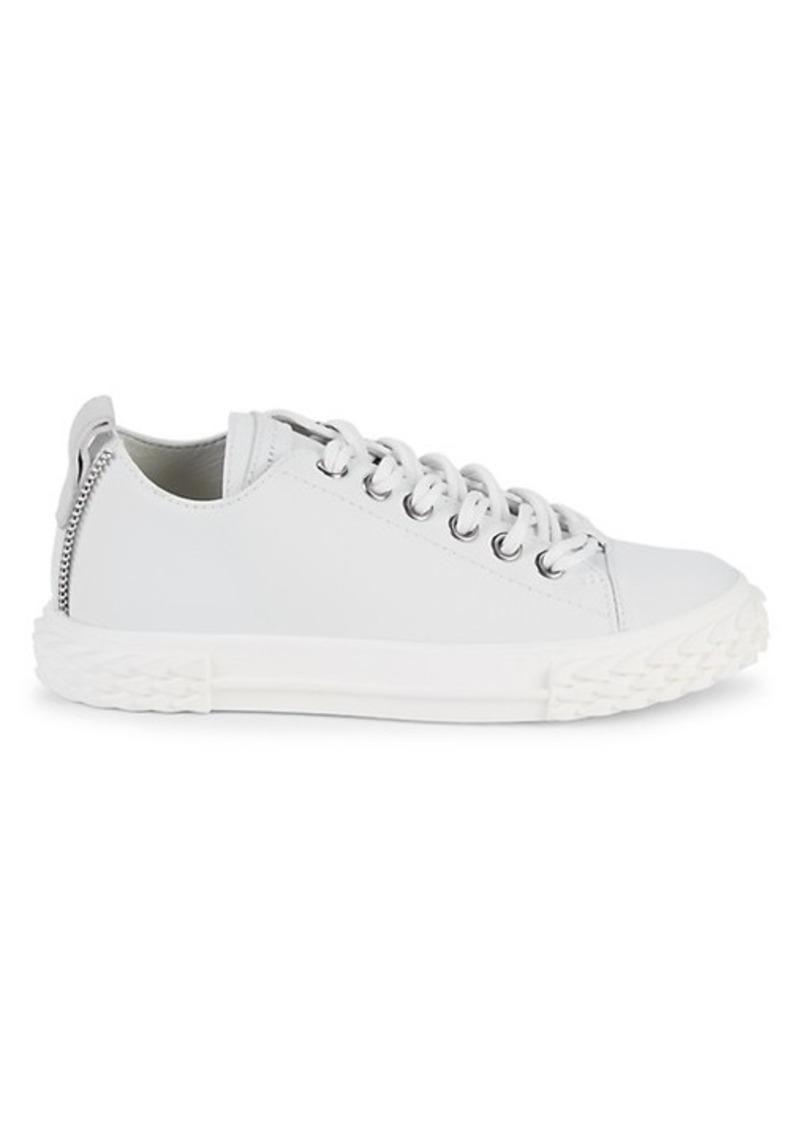 Giuseppe Zanotti Blabber Leather Sneakers