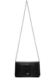 Giuseppe Zanotti Black Preda Bag