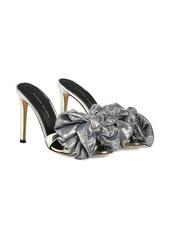 Giuseppe Zanotti bow-tie sandals