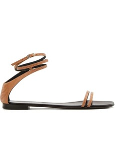 Giuseppe Zanotti Catia flat sandals