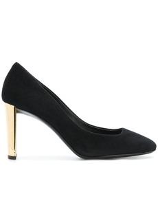Giuseppe Zanotti contrast heel pumps
