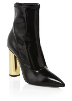 Giuseppe Zanotti Crudelia Leather Booties