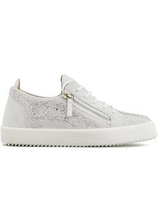 Giuseppe Zanotti crystal-embellished sneakers