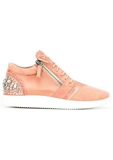 Giuseppe Zanotti crystal embellished sneakers