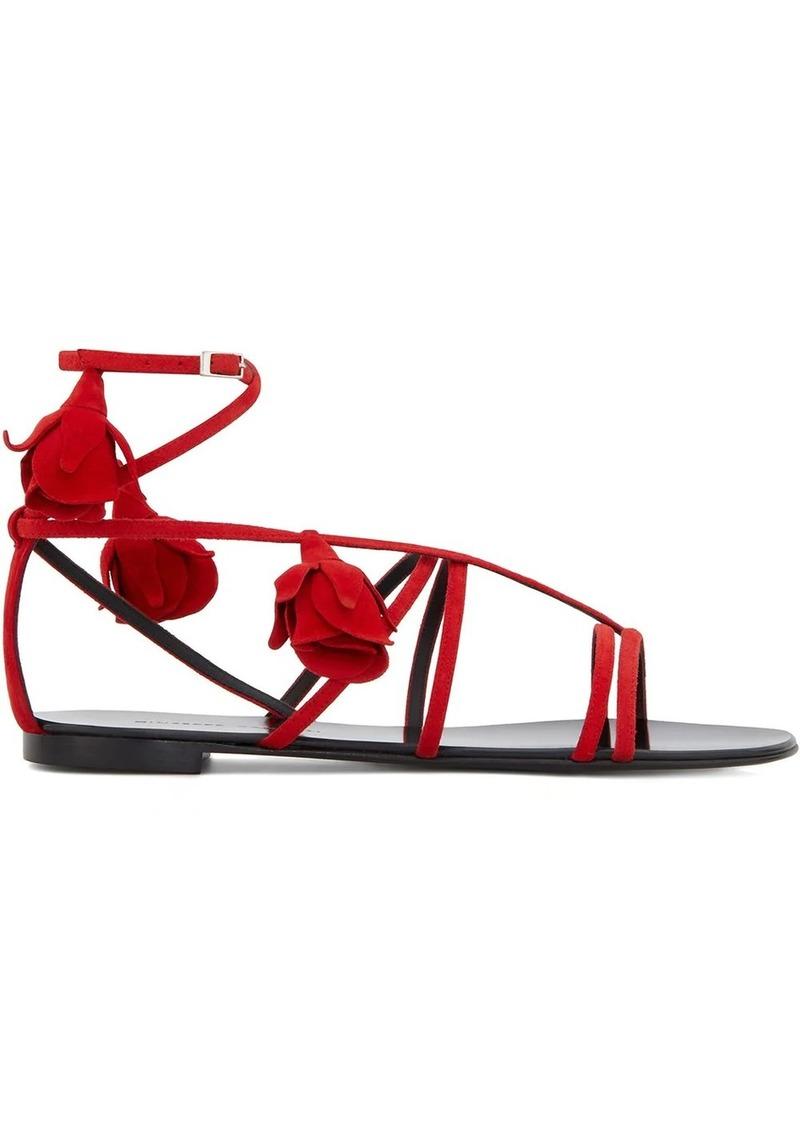 Giuseppe Zanotti Danse Du Feu strappy sandals