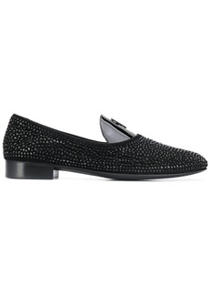 Giuseppe Zanotti David Flash loafers