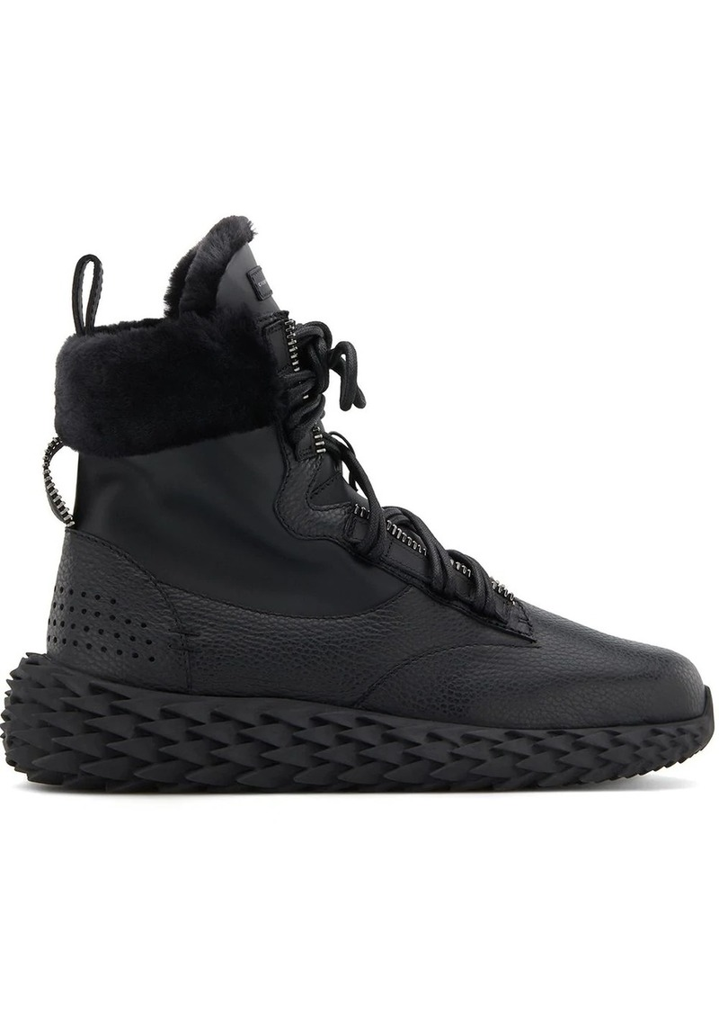 Giuseppe Zanotti Denny Square high top sneakers