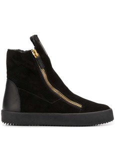 Giuseppe Zanotti Effie high-top sneakers