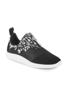 Giuseppe Zanotti Embellished Low-Top Sneakers