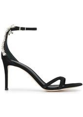 Giuseppe Zanotti embellished stiletto sandal