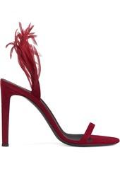 Giuseppe Zanotti Fenice 105 mm sandals