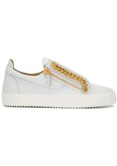 Giuseppe Zanotti Frankie chain sneakers