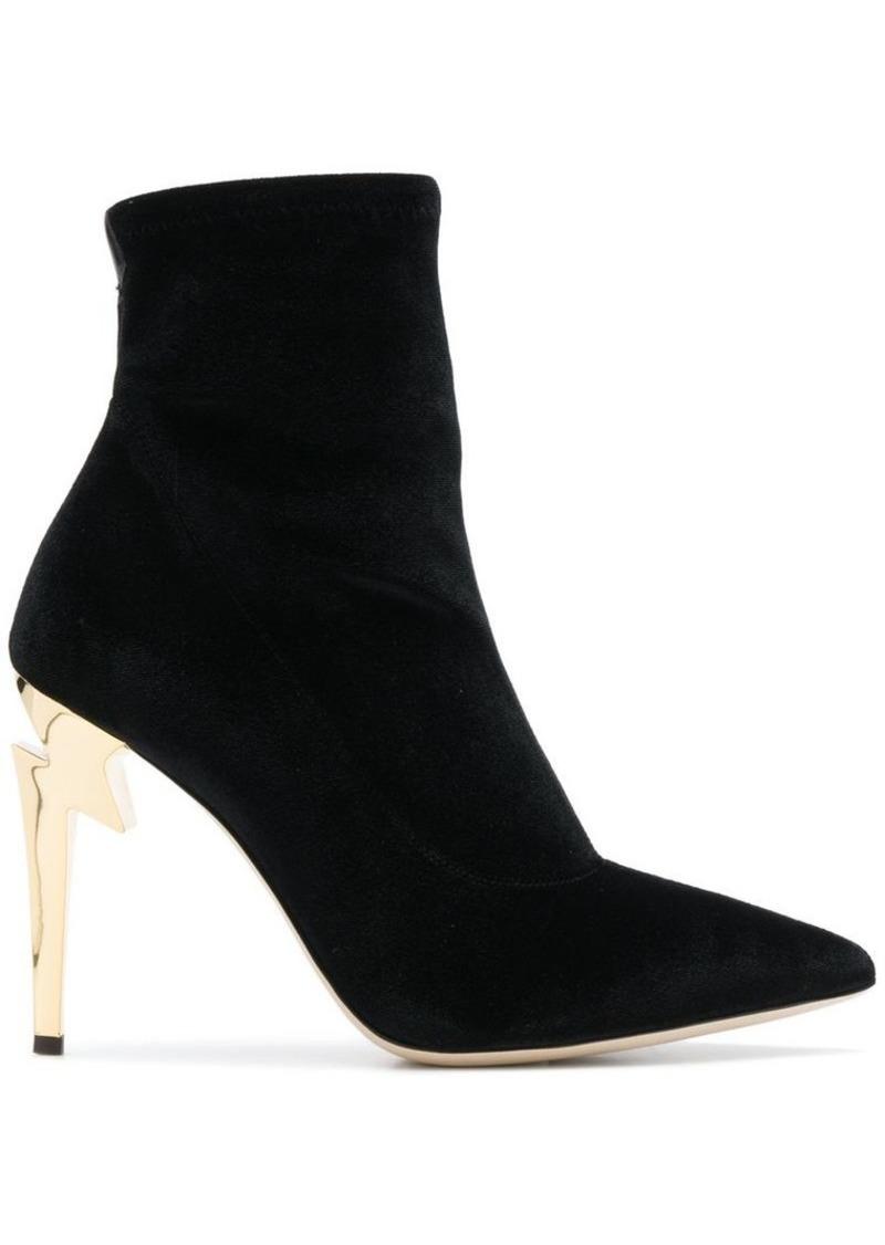 G-Heel booties