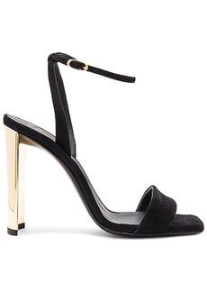 Giuseppe Zanotti Ada Heel in Black. - size 37 (also in 36,39)