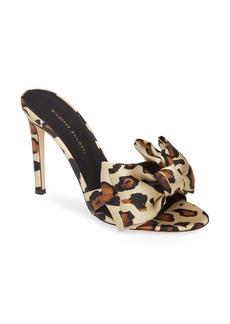 Giuseppe Zanotti Big Bow Slide Sandal (Women)