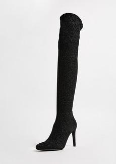 Giuseppe Zanotti Bimba Over the Knee Heel Boots