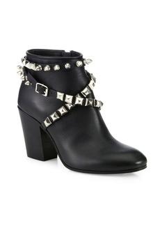 Giuseppe Zanotti Birel Studded Leather Booties