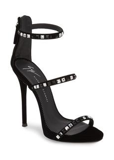 Giuseppe Zanotti Coline Crystal Embellished Sandal (Women)