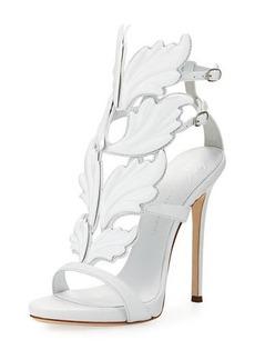 Giuseppe Zanotti Coline Wings Suede Sandal