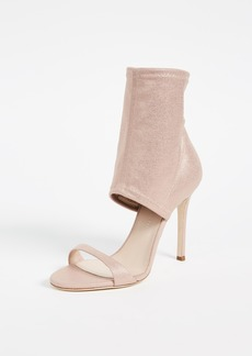 Giuseppe Zanotti Covered Ankle Heeled Sandals
