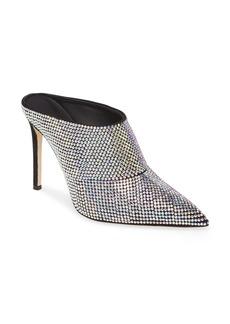 Giuseppe Zanotti Crystal Embellished Mule (Women)