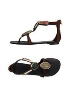 GIUSEPPE ZANOTTI DESIGN - Toe strap sandal