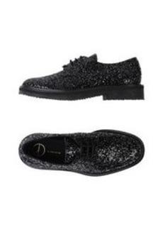 GIUSEPPE ZANOTTI DESIGN - Laced shoes