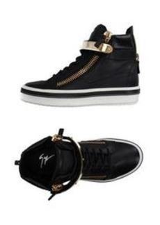 GIUSEPPE ZANOTTI DESIGN - High-tops & sneakers