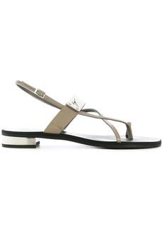 Giuseppe Zanotti bar strap sandals