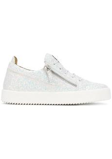 Giuseppe Zanotti Cheryl glitter sneakers