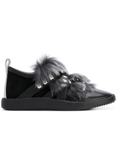 Giuseppe Zanotti Design Christie Winter sneakers - Black