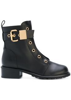 Giuseppe Zanotti Design embellished boots - Black