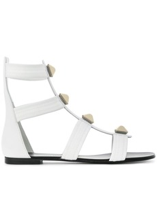 Giuseppe Zanotti Design gladiator sandals - White