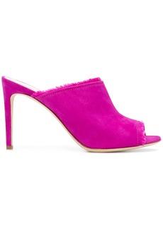 Giuseppe Zanotti Design mule sandals - Pink & Purple