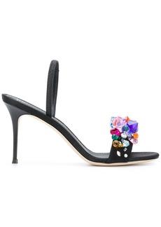 Giuseppe Zanotti Sophie embellished sandals