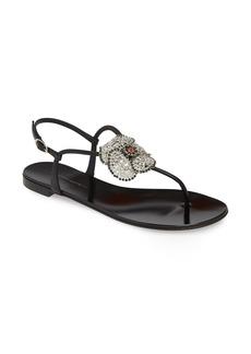 Giuseppe Zanotti Embellished Sandal (Women)