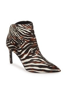 Giuseppe Zanotti Genuine Calf Hair Pointy Toe Bootie (Women) (Nordstrom Exclusive Color)