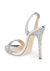 Giuseppe Zanotti Glitter Slingback Sandal (Women)